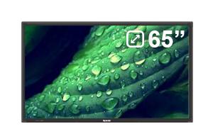 ecran tactile géant 65 pouces
