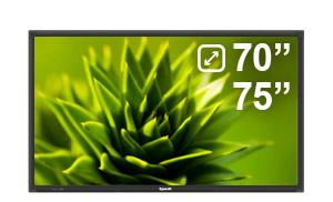 ecran tactile multipoint 70 pouces