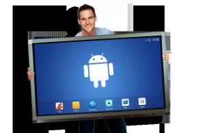 tablette graphique ecran interactif