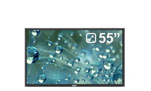 ecran interactif multitouch 55 pouces