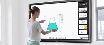 logiciel de présentation pour écran pro
