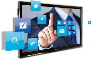 Quelle sont les différences entre écran tactiles et interactifs ?