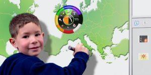 Créer interface digitale pour enfant / bébé