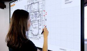Interface digitale d'un écran tactile : définition et utilisation