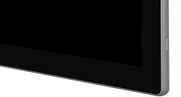 esthétique écran interactif capacitif