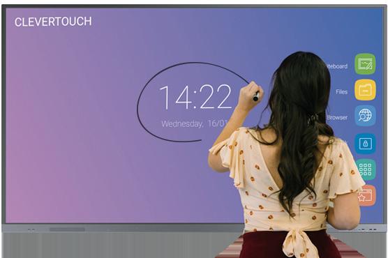 ecran interactif Clevertouch M